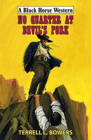 book cover of No Quarter at Devil\'s Fork