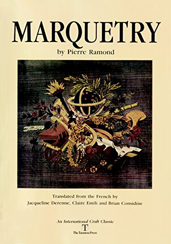 Marquetry, (An International Craft Classic)