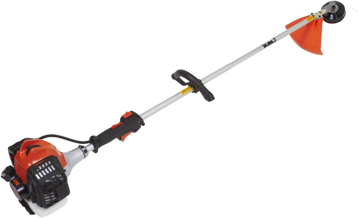 Tanaka TCG24EBSP 2-Cycle Gas String Commercial Grade Trimmer, 23.9cc