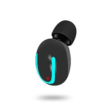 CHYU Auriculares Bluetooth Auriculares Inalámbricos Auriculares Inalámbricos Auriculares Bluetooth Auriculares Mini Auriculares Estéreo 4.1 Auriculares ...