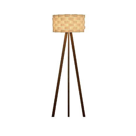 Lámpara de pie Moderna del trípode del Estilo nórdico ...