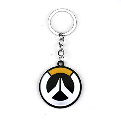 Overwatch Keychain OW Game Anime Llavero: Amazon.es: Equipaje