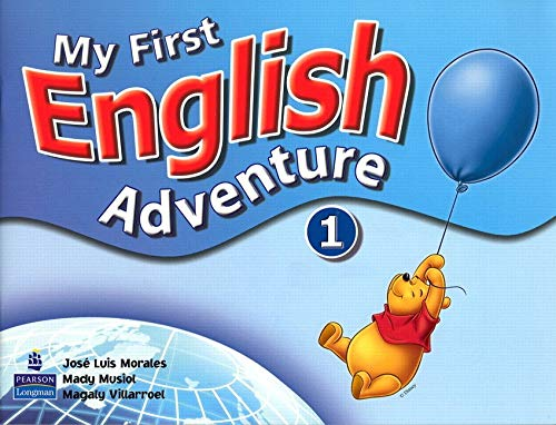 My First English Adventure Level 1 Student Book