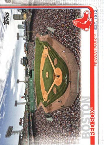 2019 Topps Series 1 Baseball #160 Fenway Park Red Sox ()