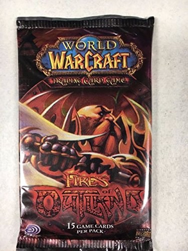 World of Warcraft Fires of Outland Booster - Booster Wow Tcg