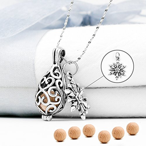 Mini Locket Necklace - 6