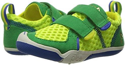 Plae Inc Kids' Ty-K, Kelly Green, 12.5