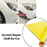 Magical Fast Fix Car Scratch Repair Cloth Fix Clear Car Scratch Spot Rust