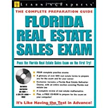 Florida Real Estate Sales Exam (Florida Real Estate Sales Exam (W/CD)) by LearningExpress Editors (2007-03-23)