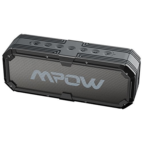 Mpow Bass Bluetooth Speaker with Adjustable EQ Function, 22