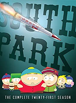 South Park: The Complete Twenty-first Season 0