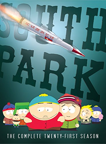 DVD : South Park: The Complete Twenty-First Season