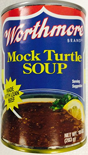 - Worthmore Mock Turtle Soup 10 oz (pack of 2)