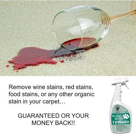 BUBBAS Super Cleaning Pet Carpet Cleaner