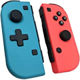 Poulep JoyCon (L/R) Controllers for Nintendo...