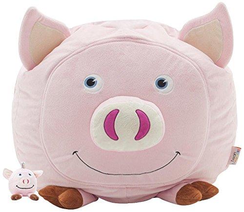 Bean Bag Pigs (Big Joe Bean Bagmial, Penelope the Pig)
