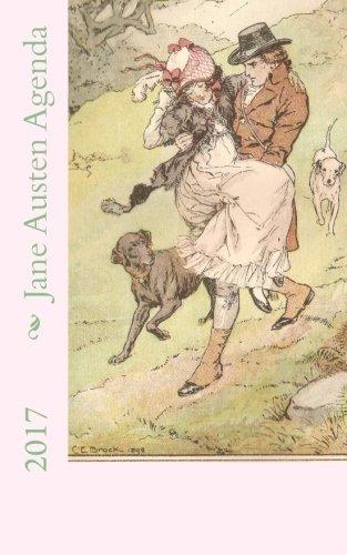 Jane Austen Agenda 2017 - English Edition