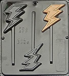 Lightning Bolt Bath Bomb Mold Press