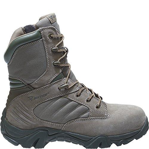 Bates GX-8 Sage Composite Toe Side Zip Boot Men 5.5 ()