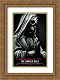 Paranormal Activity The Marked Ones 20x24 Double Matted Gold Ornate Framed Movie Poster Art Print