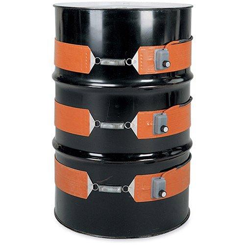 Briskheat-IndoorOutdoor-Drum-Heaters-For-Steel-Drums-Fits-55-Gallon-Drums-84-Amps