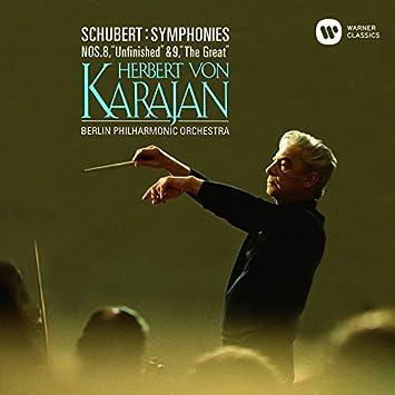シューベルト:交響曲第8番《未完成》&第9番《ザ・グレイト》 (Schubert: Symphonies Nos. 8