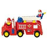 Fun Years Light & Sound Fire Truck