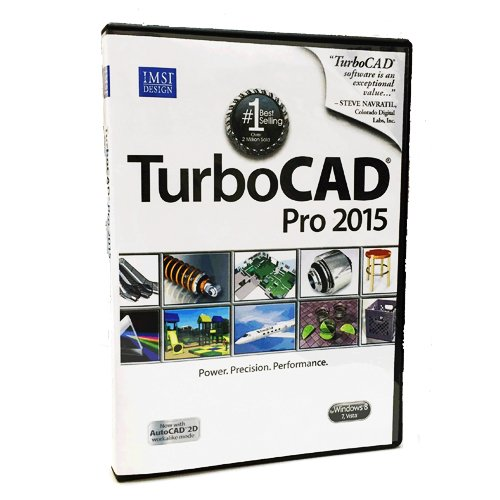 TurboCAD PRO 2015 | Best Cheap Software