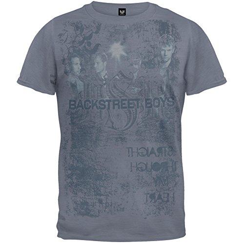 Backstreet Boys - This Is Us 2010 St. Johns Tour Soft T-Shirt - Medium (John T Shirt St)