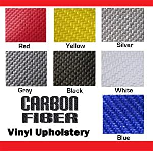 carbon fiber vinyl auto marine fabric boat or car pwc red other products. Black Bedroom Furniture Sets. Home Design Ideas
