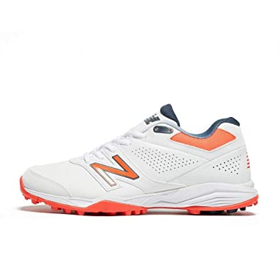 2f90a87b3 New Balance 4020 Menâ€TMs Cricket Shoes: Amazon.co.uk: Sports & Outdoors