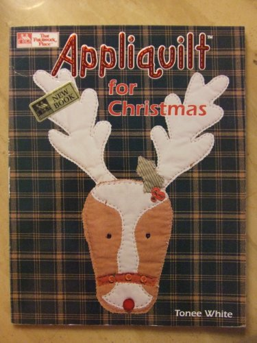 Appliquilt for Christmas by Brand: Martingale n Co Inc