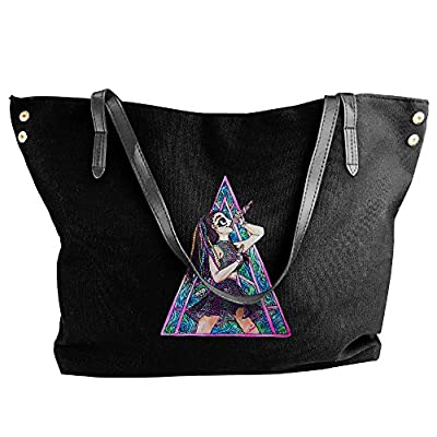 Katy Perry Prism Vision Chibi Women's Canvas Handbag Tote Shoulder Bags
