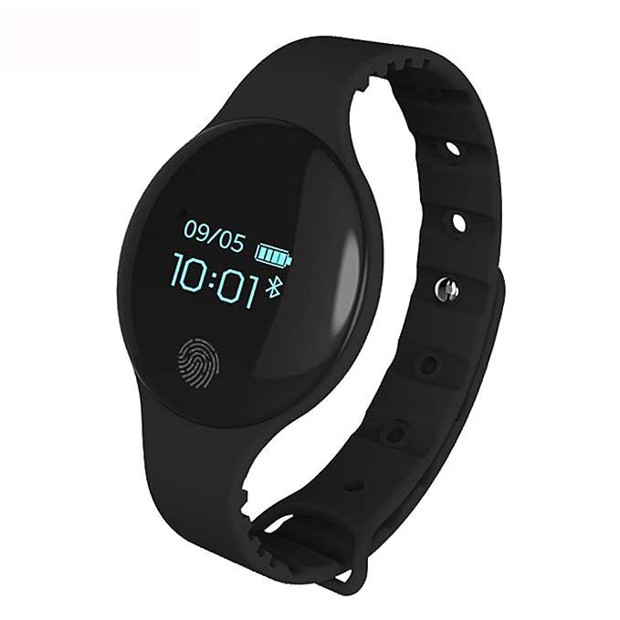 042cfc206 Tayhot Men Digital Smart Watch,Touch Screen Light Slim Waterproof Sports  Alarm Chronograph Calendar Bluetooth