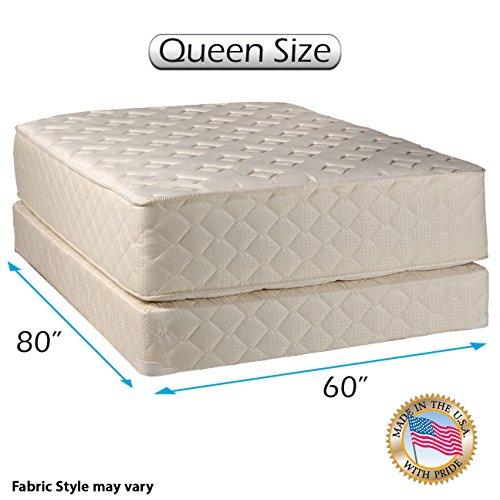 Dream Sleep Highlight Luxury Firm Queen Mattress Set