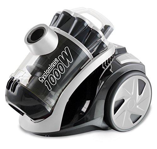 Techwood Aspirateur sans Sac 1000 W