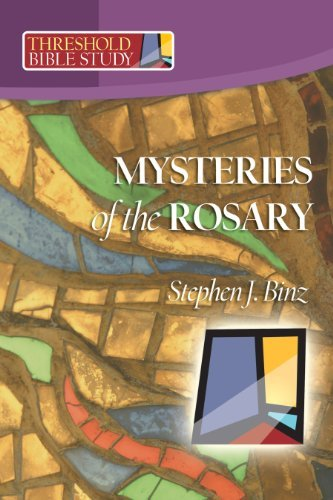 Mysteries of the Rosary (Threshold Bible - Of The Mysteries Rosary