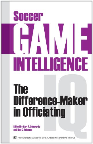 Soccer Game Intelligence: The Difference-Maker in Officiating