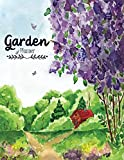 img - for Garden Planner: A Garden Journal Planning Record Weekly Seasonal Planting Home Gardening for Beginners Organic Vegetable Backyard Homestead Lawn Herbs ... Notebook Guide Log Book (Beauty Of Spring) book / textbook / text book