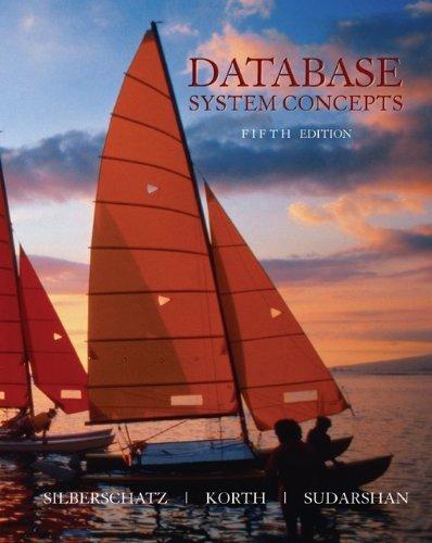 Database system concepts pdf download.