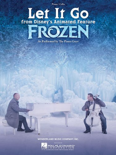 Let It Go (from Frozen) with Vivaldi's 34;Winter34; from Four Seasons, Cello Piano Four Seasons Sheet Music