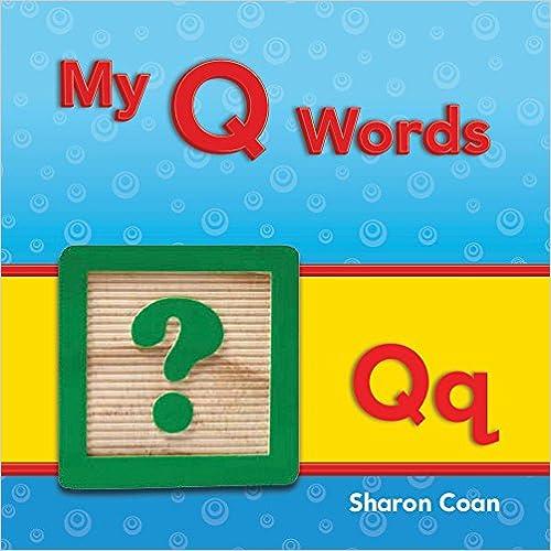 Como Descargar Bittorrent My Q Words (more Consonants, Blends, And Digraphs) Patria PDF