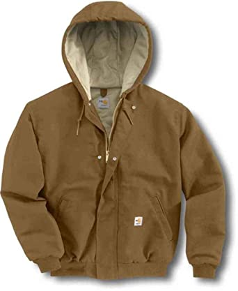 Carhartt Women's Quilted Flannel Lined Sandstone Active Jacket at ... : carhartt quilted flannel lined jacket - Adamdwight.com