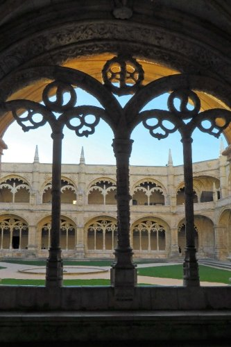 Beautiful Architecture at the Monastery in Lisbon, Portugal Journal: Take Notes, Write Down Memories in this 150 Page Lined Journal ebook