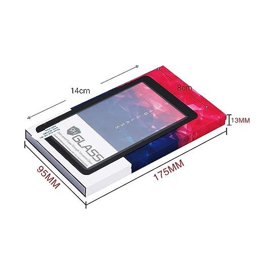 5.5/Protector de pantalla LCD Cristal apto para ls055r1sx04//ls055r1sx03