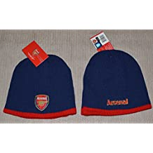 Arsenal Beanie Soccer New ! 2014-2015 Official Skull Cap Hat Winter Authentic