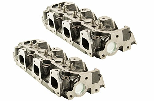 Fall Auto Pair of Early Style B4000 4.0 OHV New Cylinder Head fits Ford Ranger Explorer & Mazda