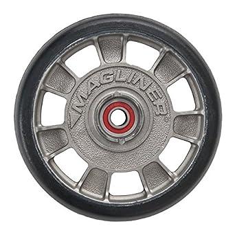 Magliner 10815 Rueda Fundición para Carretilla de Mano: Amazon.es: Industria, empresas y ciencia