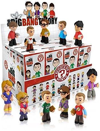 Display Big Bang Theory Mini Figuritas: Amazon.es: Juguetes y juegos