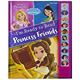 Disney Princess - I'm Ready to Read Princess Friends - Play-a-Sound - PI